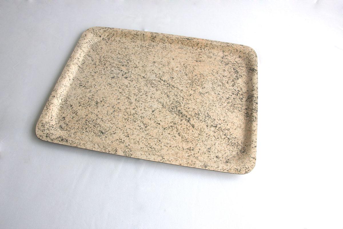 Safata rectangular plàstic